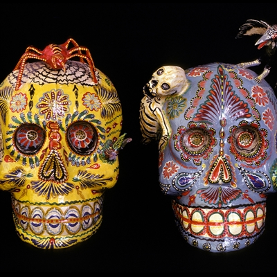 Chloe Sayer: The Mexican Day Of The Dead