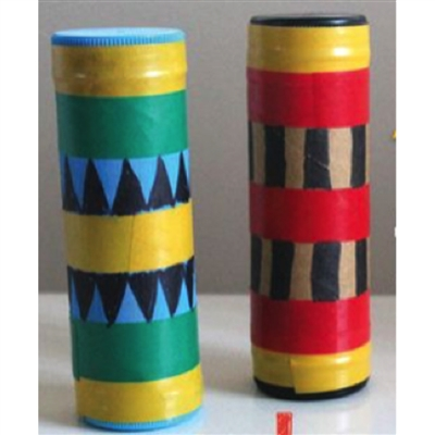 Art Activity: Make a Musical Instrument