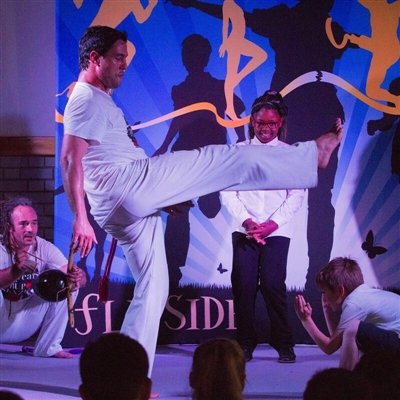 Capoeira (Brazilian Street Dance) Workshop