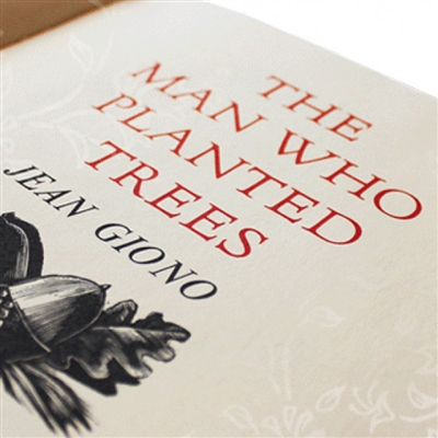 The Man Who Planted Trees: A complete reading